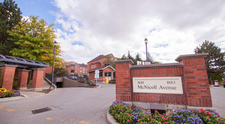 1883 McNicoll Ave 506